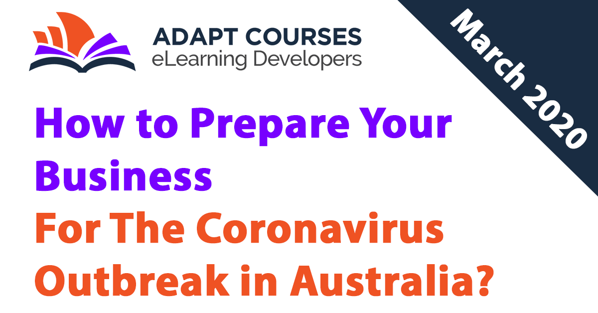 How to prepare business for COVID19